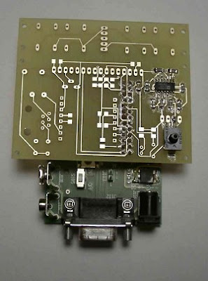 Microcontroller Based Remote Sensing System