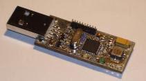 AVR Acceleration Sensing Device