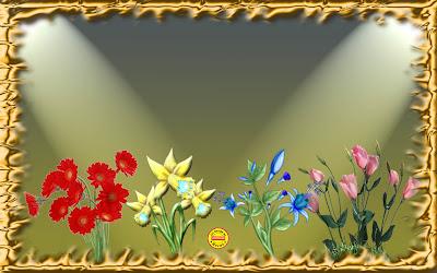 """Welcome"""" di Situs Kreasi Desain Wallpaper dengan Corel & Photoshop"""