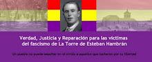 REPARACIÓN VÍCTIMAS DE LA TORRE DE ESTEBAN HAMBRÁN