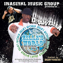 Zilla's World The Mixtape Volume 1 Hosted By DJ Bedtyme357