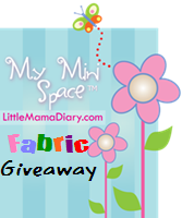 Fabric Giveaway By Little Mama