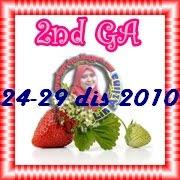 Lin Azlina 2nd GA Riang Ria