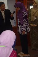 Bersama Staf Institut Penyelidikan Perubatan Malaysia (IMR)