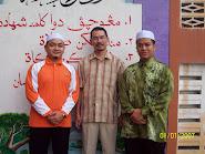 Bersama Ust Fauzi Mustaffa ( Hos Al Kuliyyah TV3)