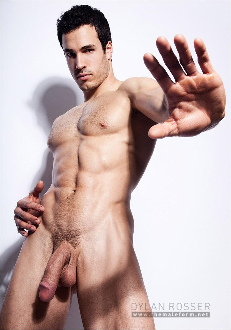 nude male models uncensored