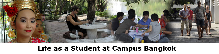Studentlivet på Campus Bangkok