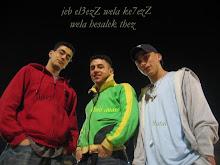 Hip Hop Norte : DJKey, Cheb Anass, 9Atal. Barcelona