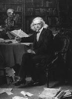 Nacido en 1903, el mismo año en que fallecía, Basadre siempre reconoció la enorme influencia de Theodor Mommsen (1817-1903) en su propia obra