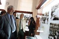 Mario Vargas Llosa visitó la Casa de la Literatura Peruana. Foto: ANDINA / Carolina Urra