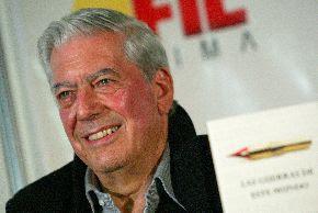 El escritor peruano Mario Vargas Llosa. Foto: ANDINA/Rubén Grández