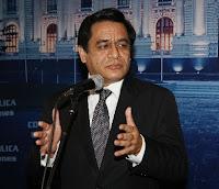 Presidente del Consejo de Ministros, José Antonio Chang. Foto: ANDINA/Norman Córdova.