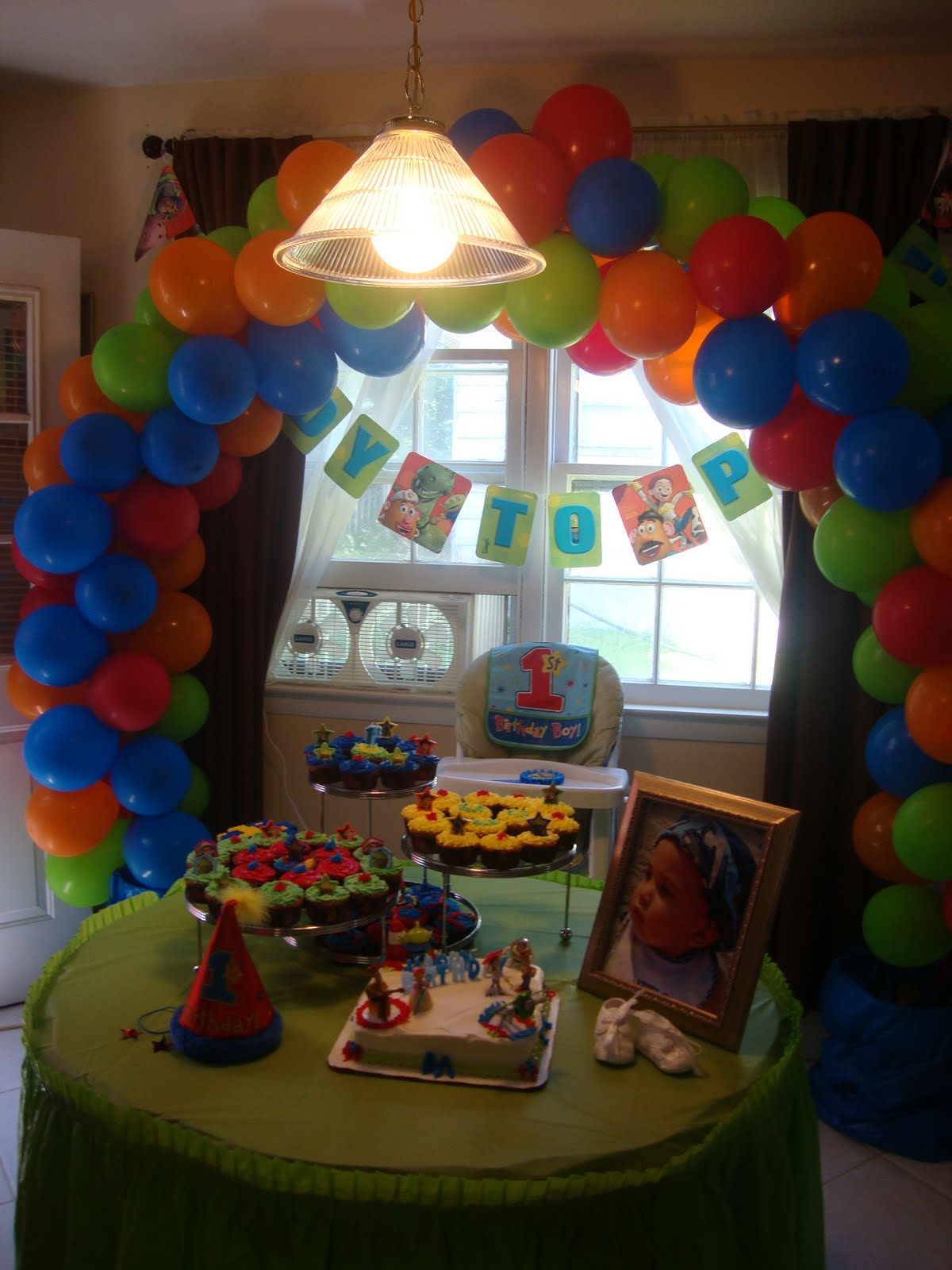 Event Planning Journey Boy Birthday Party