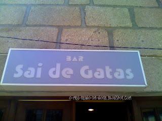 bar sai de gatas gatinhas vinho sanfins do douro portugal