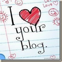I Love Your Blog Award