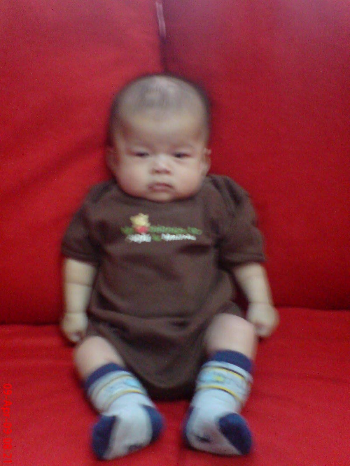 Anas - 3 months (5.0 kg)