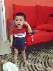 Anas - 1 tahun 9 bulan