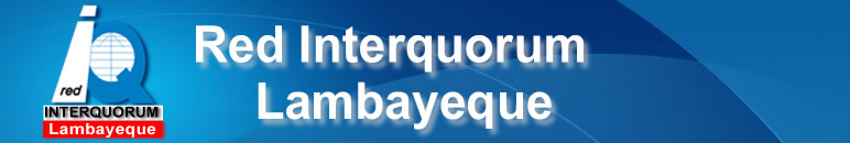 Red Interquorum Lambayeque