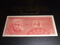 seri 2,5 rupiah tahun 1956