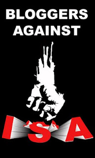 Bloggers Against ISA!