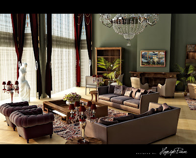 Interior Design Large Living Room on Interior Designing Tips   Modern Interior Design Ideas  Living Room