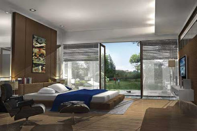 Site Blogspot  Bedroom Design on Modern And Minimalist Bedroom Interior Design Ideas