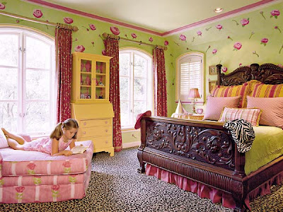 Girl's Room Design Ideas