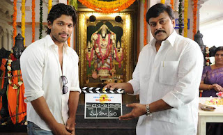 Badrinath Telugu movie Opening