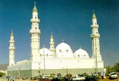 Masjid-Masjid Bersejarah di Madinah: Masjid Quba