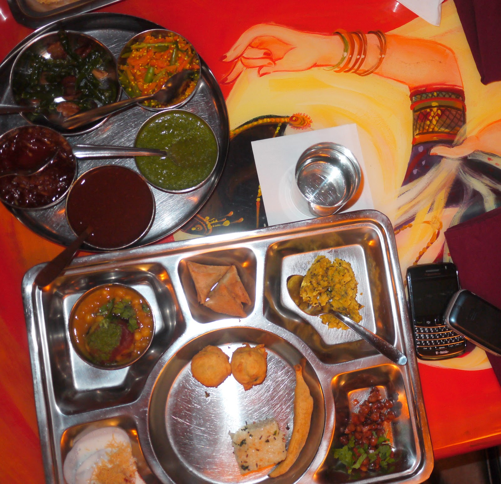 Vatan Is A Vegetarian Indian Restaurant That Serves Gujarati Food The Interior Ious Tastefully Designed To Look Like Village Courtyard In Western