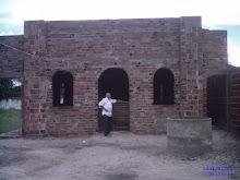 Construção de nossa nova sede no centro de Ocara