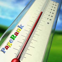 Page Rank Thermometer