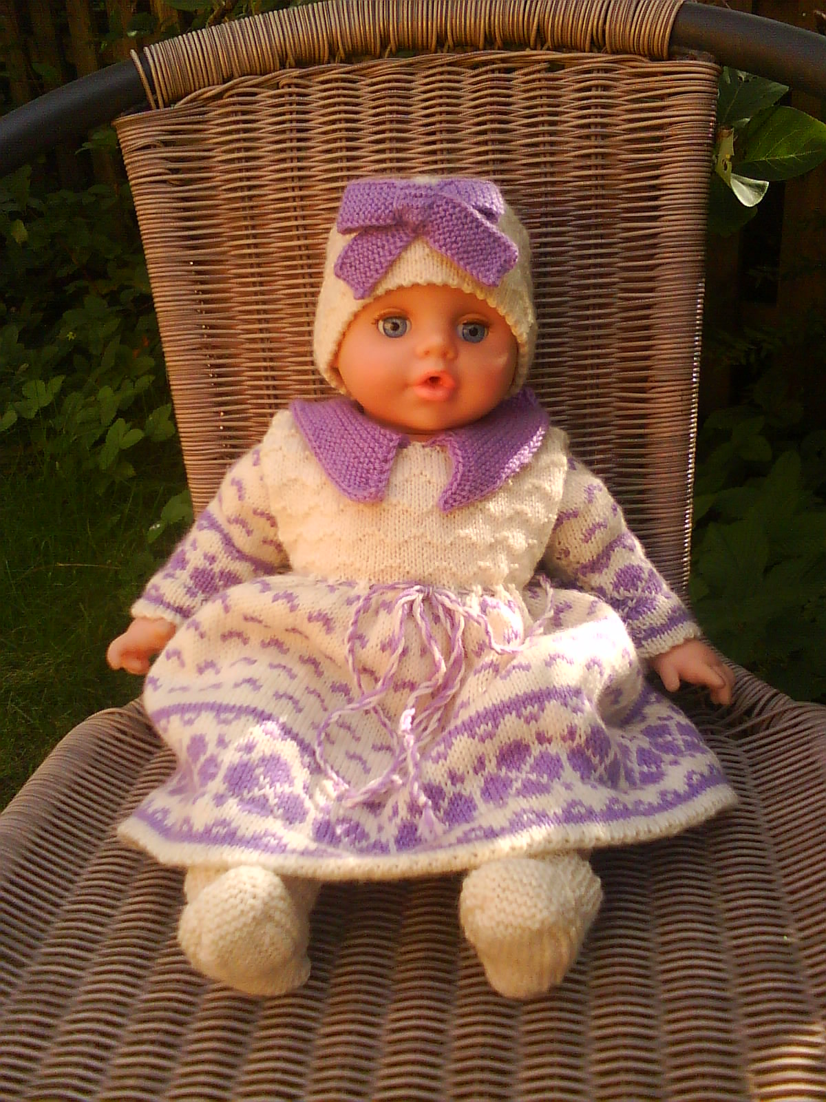 Knitting Clothes For Dolls : Things i love to make knitting doll clothes