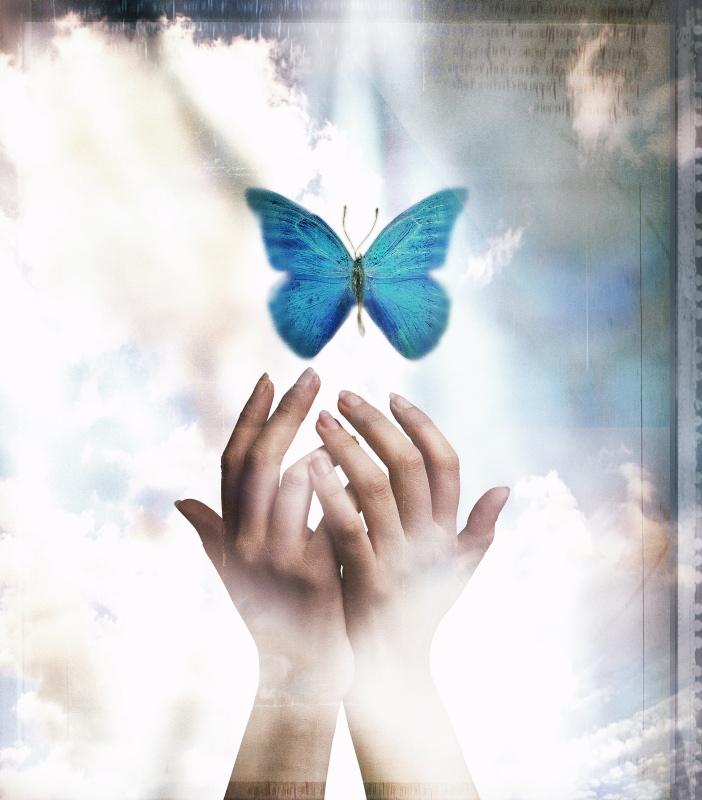 Transmutation..... à la recherche de la paix intérieure ..... ( 4 ) Blue