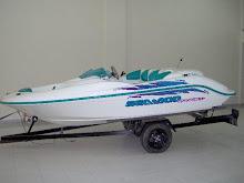 JET BOAT 1996  90HP