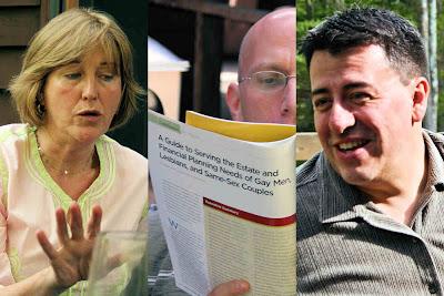 Cinco de Mayo Hosts: Marie Claire, Joey, and Carlos