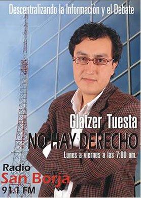 """""""No Hay Derecho"""""""