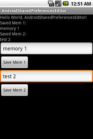 Android SharedPreferences Tutorial and Example | Android ...