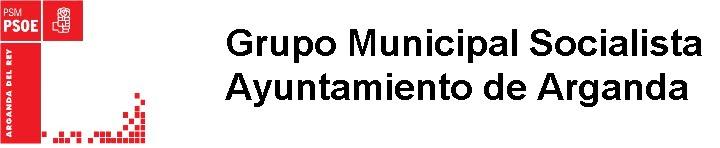 Grupo Municipal Socialista del Ayuntamiento de Arganda del Rey