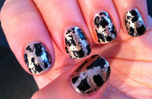 OPI Black Shatter - $ 5.50 and Free Shipping !