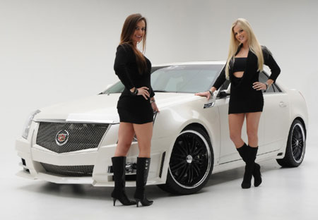 D Cadillac Cts Web