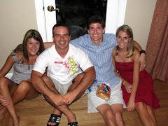 Cibele, Michael, David and Emily