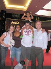 Betsy, Raquel, Alvaro, Noa and Rich