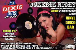 Vynil Disco Bar, Jukebox Night