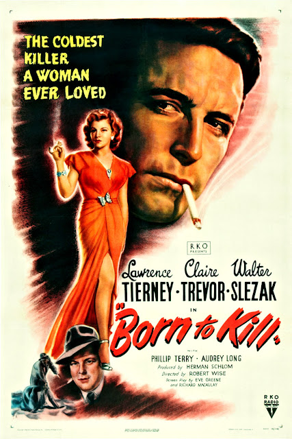 Nacido Para Matar (Born to Kill) (1947)