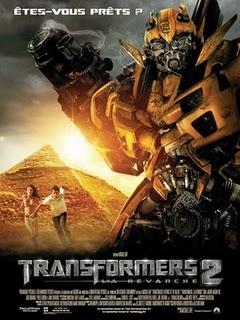 Transformers 2 (2009) [Dvdrip] [Latino] [ 1 Link]