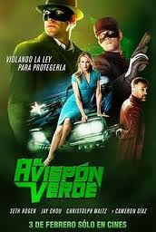 the green hornet (2011) online español