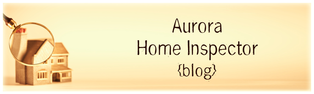 Aurora Home Inspector {blog}