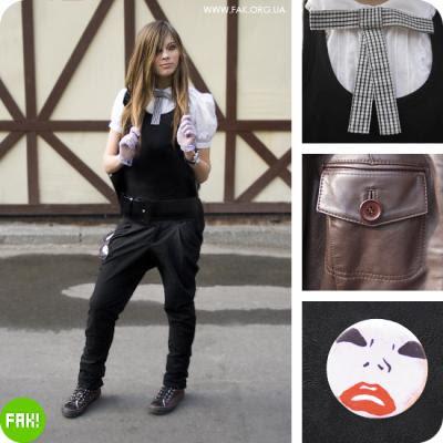 Fashion Street Blog on Le Blog De Letilor   Blog Star  Slanelle Style  Street Style