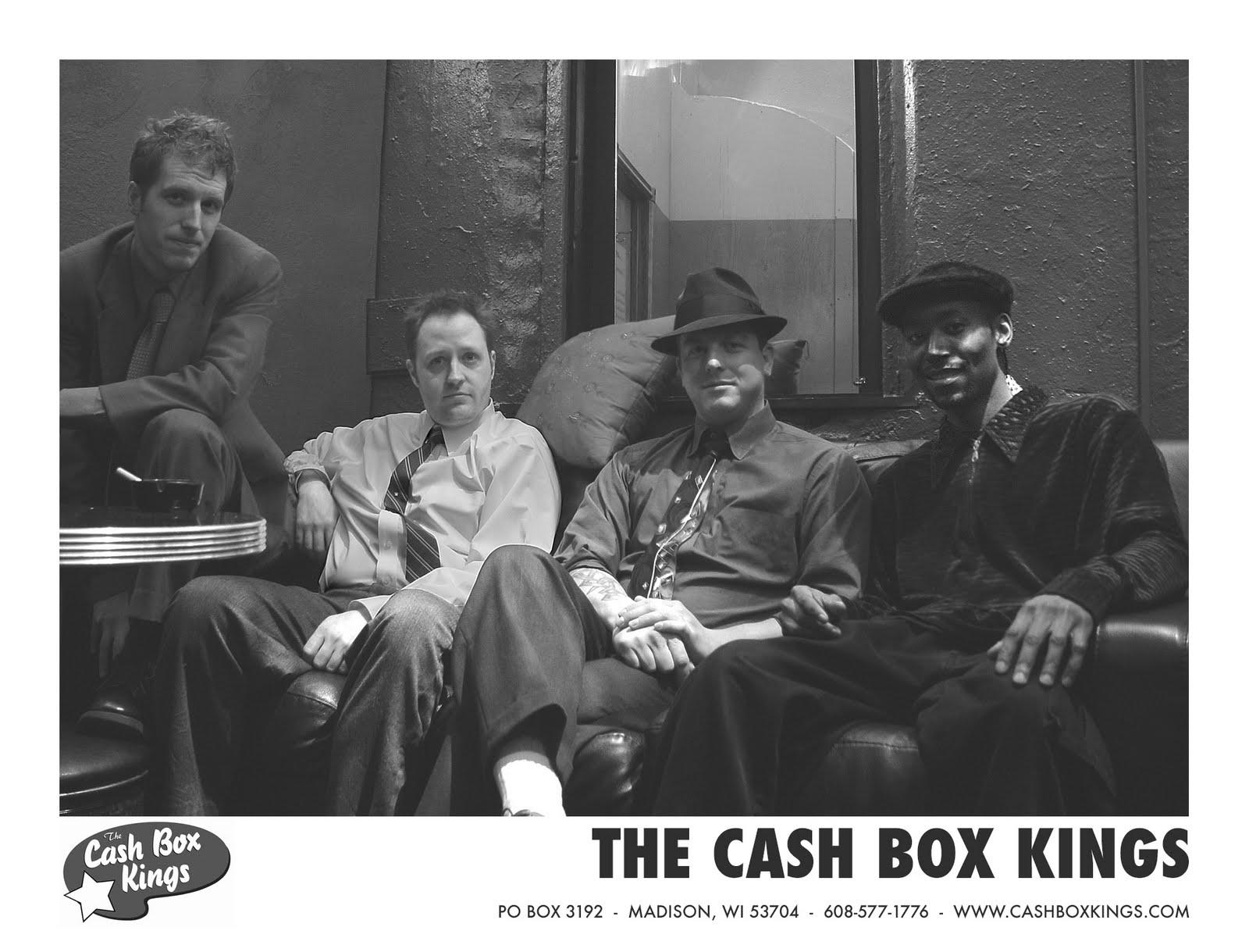 The Cash Box Kings - Holding Court